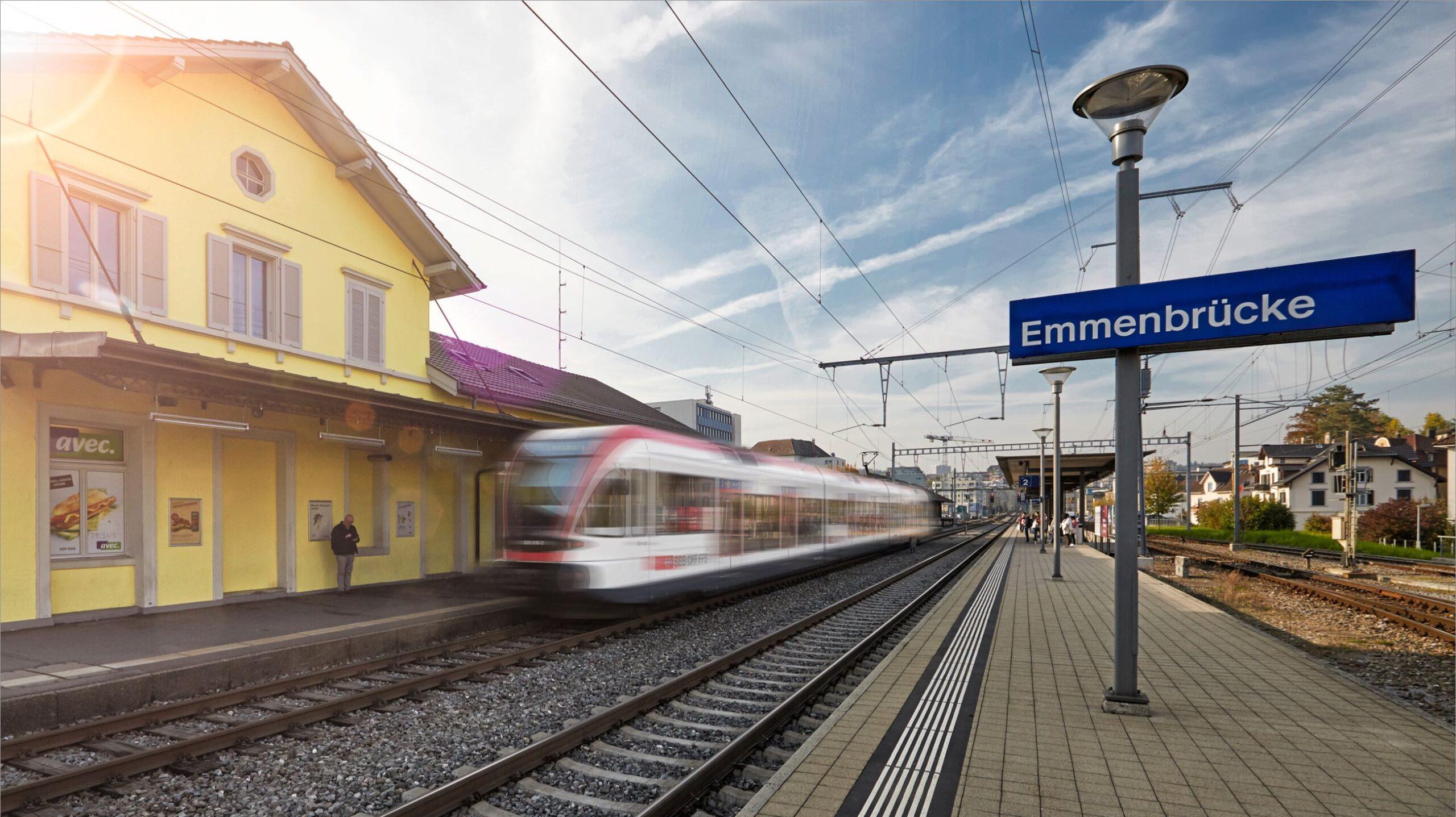 Bahnhof Emmenbrücke